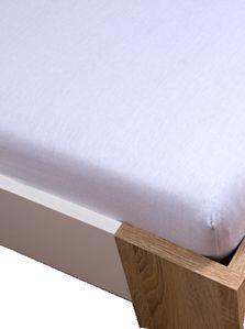 Froté plachta biela 160 x 200