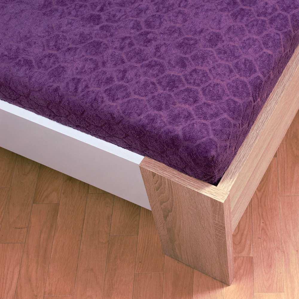 Žakar plachta fialová 160 x 200