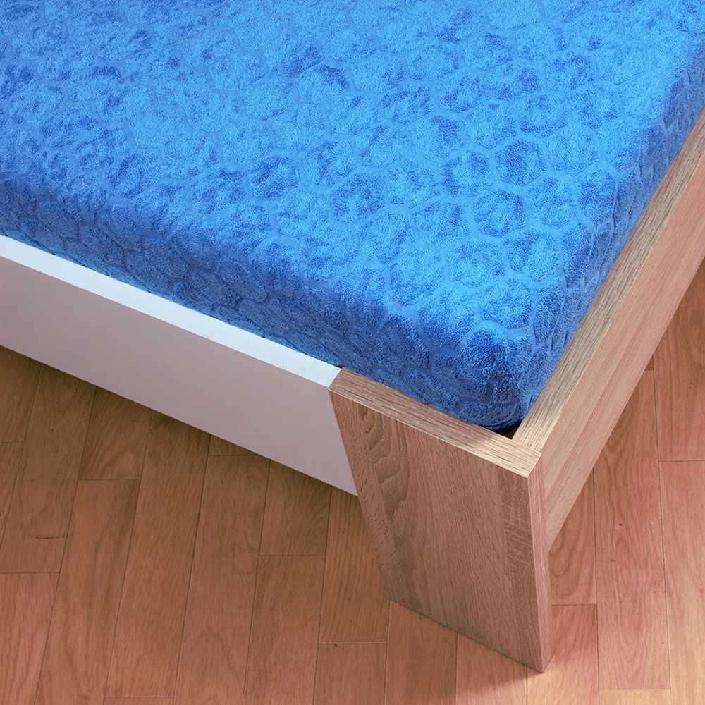 Žakar plachta modrá 160 x 200