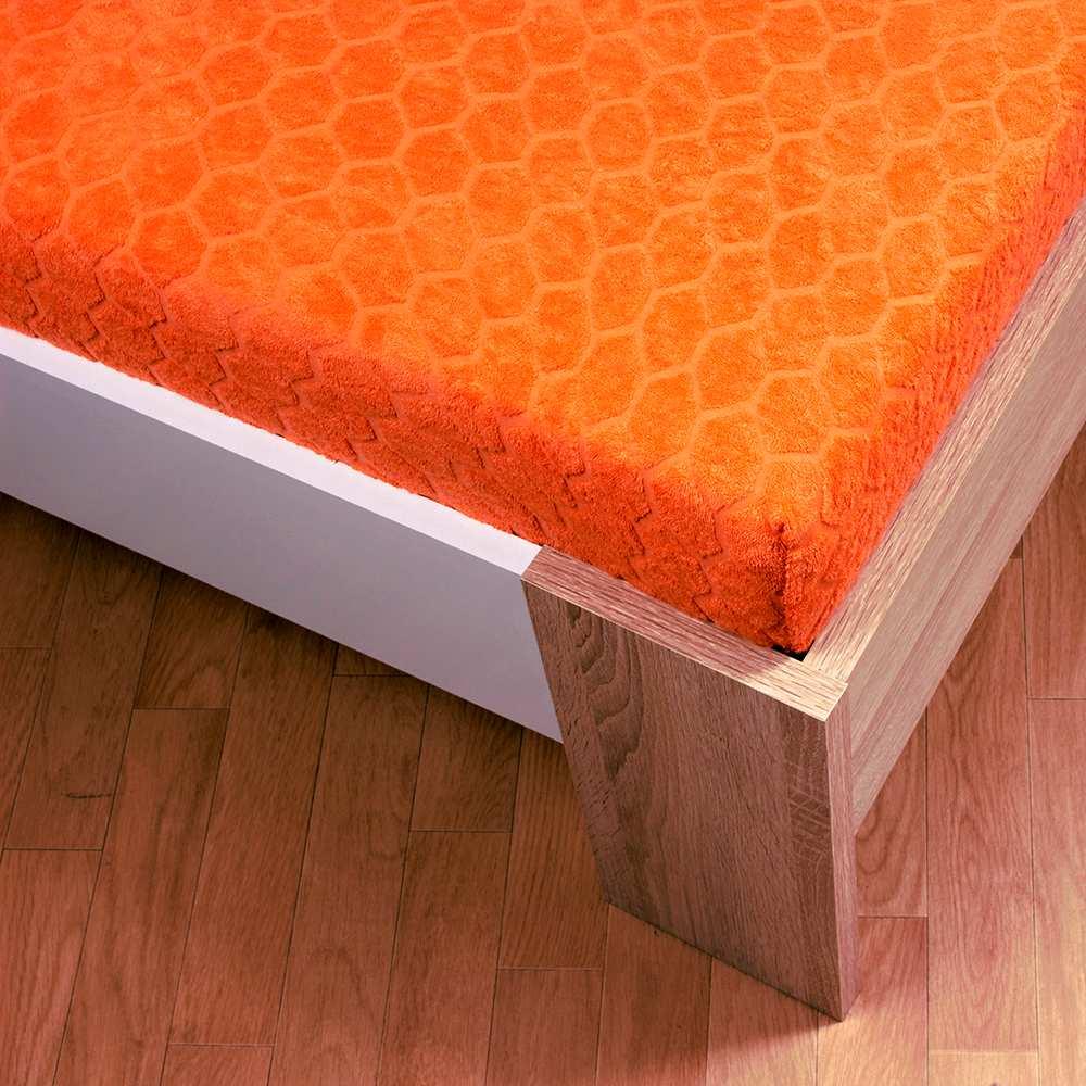 Žakar plachta oranžová 160 x 200