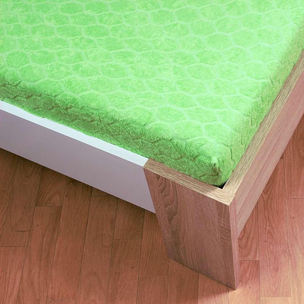Žakar plachta zelená 160 x 200