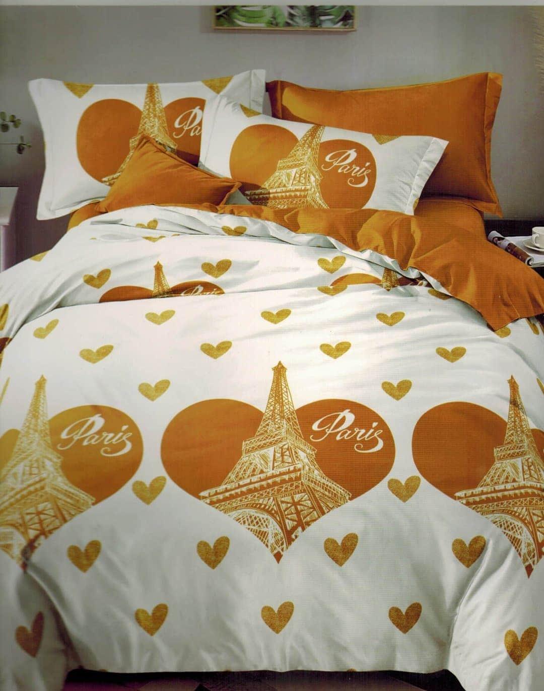Bavlnené obliečky Tiber 7-dielna sada