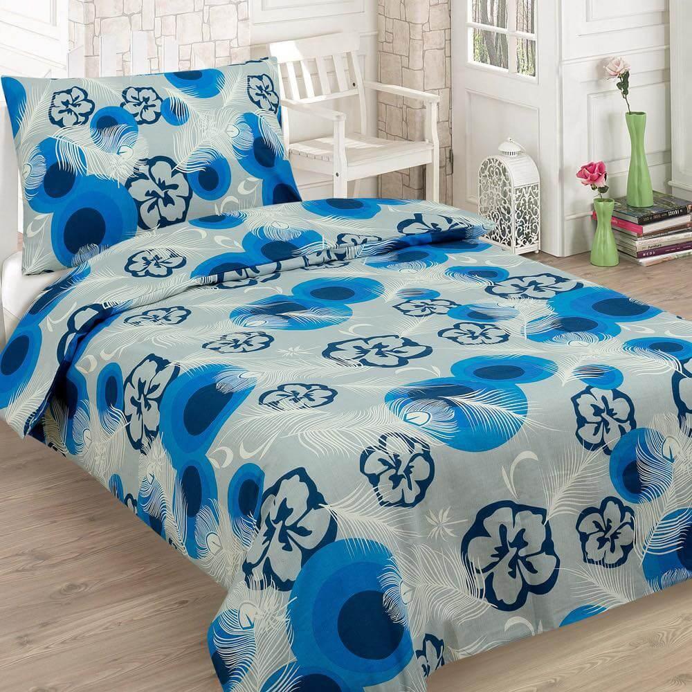 Bavlnené obliečky Azul 2-dielna sada